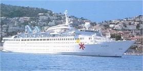 Festival Cruises-Bolero ship