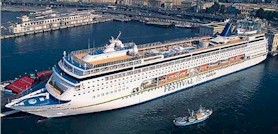 Festival Cruises-European Vision ship
