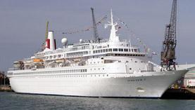 Black Watch cruise ship