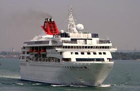 Fred Olsen Cruise Lines-Braemar ship