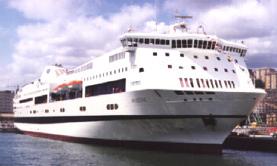 GNV-Excellent ship