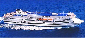 GNV-Fantastic ship