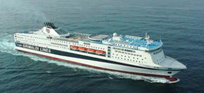 Grimaldi Lines-La Superba ship