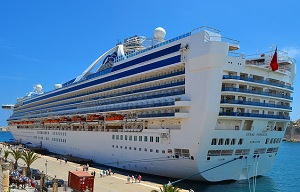 Princess Cruises - Grand Princess after makeover