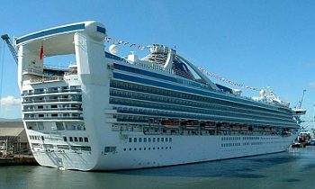 Cruise Ship Jobs Carnival Holland America Princess Cruises - Is there smoking on cruise ships