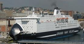 SNAV Lazio ship