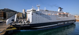 SNAV Sardegna ship
