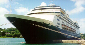 Holland America Line-Amsterdam cruise ship