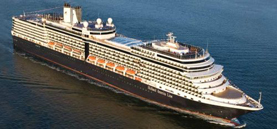 Holland America Line-Nieuw Amsterdam cruise ship