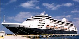 Holland America Line-Veendam cruise ship