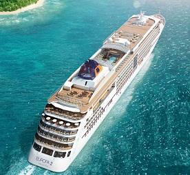 Hapag Lloyd Europa 2 cruise ship