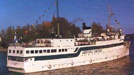 Cruise Ship Jobs-Kristina Brahe ship