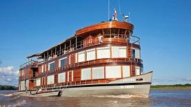 Delfin 2 river cruise ship