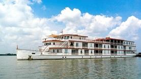 Jahan river cruise ship
