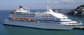 MS Celestyal Crystal cruise ship
