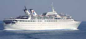 Celestyal Cruises-Louis Aura ship