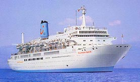 Thomson Spirit cruise ship