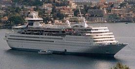 Celestyal Olympia cruise ship