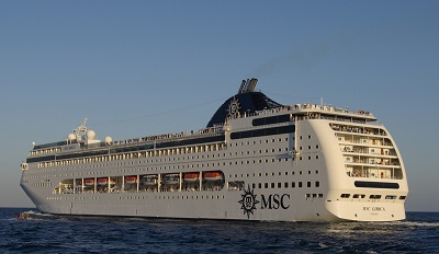 MSC Lirica - MSC Cruises returns to Dubai and Abu Dhabi