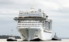 MSC Preziosa cruise ship