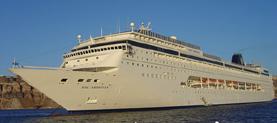 MSC-Armonia cruise ship