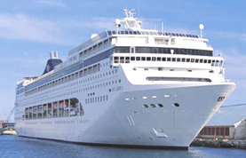 MSC Lirica cruise ship