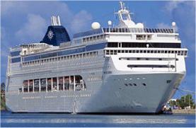 Opera cruise ship