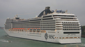 Poesia cruise ship