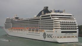 Poesia cruise ship