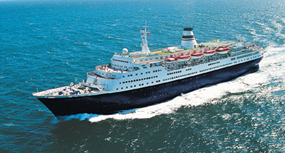 Cruise and Maritime Voyages-MS Marco Polo ship