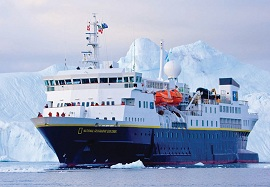 Lindblad Expedition - National Geographic Explorer cruise ship jobs