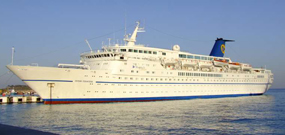Cruises and Maritime Voyages-Ocean Countess ship