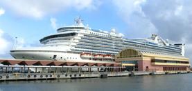 Princess Cruises-Caribbean Princess ship