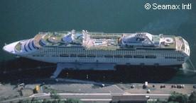 Dawn Princess cruise ship