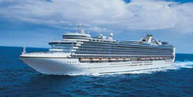 Princess Cruises-Emerald Princess ship