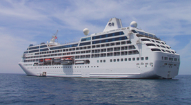 Princess Cruises-Ocean Princess ship