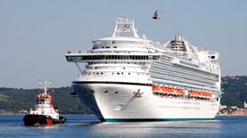 Princess Cruises-Ruby Princess ship