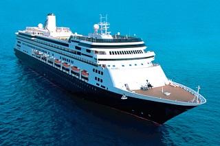 PO Australia Pacific Jewel cruise ship