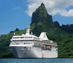 Paul-Gauguin cruise ship - Paul Gauguin Cruises