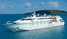 Tere Moana cruise ship
