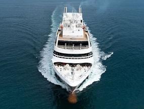 Ponant Le Lyrial ship