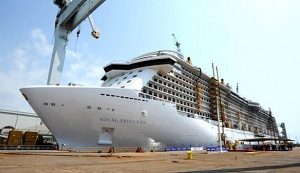Princess Cruises new prototype flagship - Royal Princess