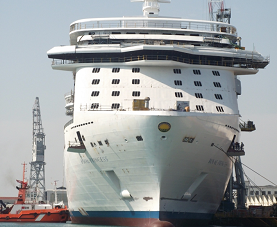 P&O Cruises new 141,000 tons flagship
