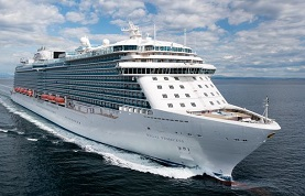 Regal Princess ship-Princess Cruises