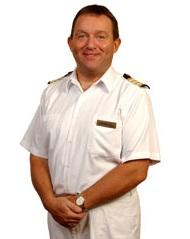 Cruise ship Executive Purser