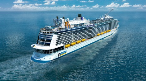 Anthem of the Seas - Quantum class Royal Caribbean cruise ship