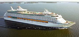 Royal Caribbean-Adventure of the Seas cruise ship