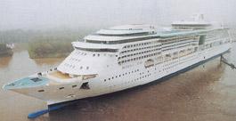 Royal Caribbean-Brilliance of the Seas cruise ship