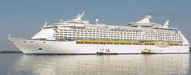 RCCL Explorer of the Seas cruise ship