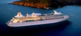 Royal Caribbean-Grandeur of the Seas cruise ship